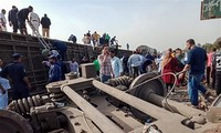 Egypt's President orders investigation of train derailment