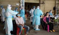 147 million COVID-19 cases worldwide, new records in India, Cambodia