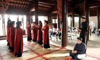 Original Xoan melodies preserved in Phu Tho ancestral land