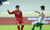 Historic opportunity for Vietnam's football team