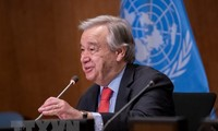 Guterres re-elected for second-term as UN Secretary General