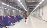Industrial parks resume production in coronavirus hotspots of Bac Ninh, Bac Giang