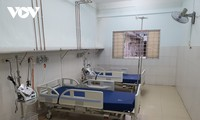 COVID-19 intensive care center opens in Vinh Long province