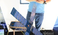 'Made-in-Vietnam' satellite  to be launched into orbit