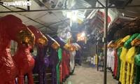 Hanoi votive paper village ahead of Vu Lan Festival