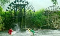 Water wheels - icon of wet rice civilization in Vietnam's mountain region