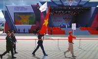 Vietnamese teams confidently compete at International Army Games 2021
