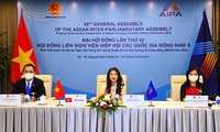 Dialogue mechanism between AIPA and European Parliament to be established
