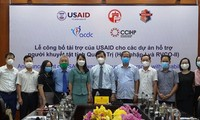 USAID launches support projects for people with disabilities in Quang Tri