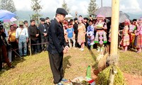 Ha Giang promotes ethnic traditional culture