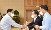 Businesses supported to resume operation amid pandemic