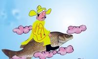 Le culte du génie du Foyer - une fête traditionnelle en décembre des Vietnamiens