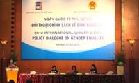Dialogue à portée politique sur l'égalité des sexes