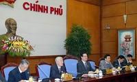 Nguyen Tan Dung travaille avec l'Association des anciens combattants