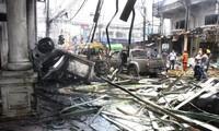 Thaïlande : 11 morts et 110 blessés dans des attentats à la bombe