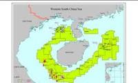 Vietnamiens, Chinois négocient la délimitation de l'estuaire du golfe de Bac Bo