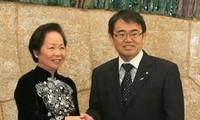 La vice-présidente Nguyen Thi Doan est au Japon