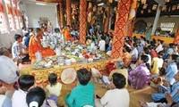 Félicitations aux Khmers de Hau Giang pour la fête Sene Dolta