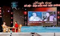 Duplex télévisé sur la victoire Hanoi-Dien Bien Phu aérien