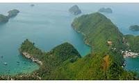 A la découverte de l'archipel de Nam Du