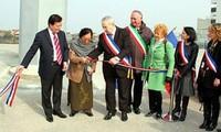 Choisy-le-Roi : Inauguration de la place « Accords de Paris »