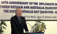 Célébration des 40 ans des relations diplomatiques Vietnam-Australie