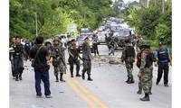 Thaïlande : une bombe a tué deux hauts responsables régionaux dans le sud