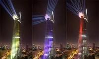 La tour Bitexco, emblème de la prospérité de Ho Chi Minh-ville