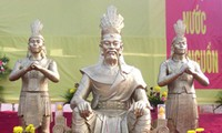 Construire une tour pour honorer les rois Hùng fondateurs du pays