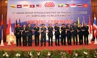 Conférence des hauts officiels de l'ASEAN contre la criminalité transnationale