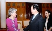 Le Vietnam intensifie sa coopération intégrale avec l'UNESCO