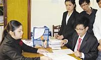 Semi-bilan du projet d'envoi de jeunes intellectuels vers les 63 districts démunis