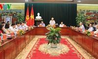 Hai Phong appelée à jouer le rôle de locomotive de la zone économique de pointe du Nord