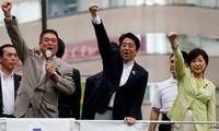 Japon: élections sénatoriales, grande opportunité pour le PLD