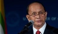 """Thein Sein : """"Il n'y a pas de nettoyage ethnique au Myanmar"""""""