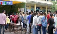 Ouverture des 5ème élections législatives au Cambodge