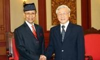 Le Vietnam et la Malaisie déterminés à se rapprocher davantage