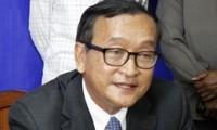 Le roi cambodgien oeuvre à la restabilisation politique