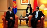 Approfondissement des relations ASEAN-Chine