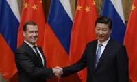 La Russie et la Chine signent 21 accords de coopération