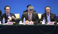 Chine, République Populaire Démocratique de Corée discutent de la reprise des pourparlers à 6