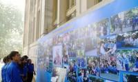 Exposition de photos « Le général Vo Nguyen Giap et la jeunesse hanoienne »