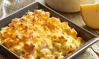 Recette de Macaroni au fromage