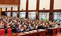 Assemblée nationale : travail du personnel et discussions de 2 projets de loi
