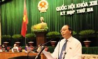 Le gouvernement rapporte aux députés comment il a réalisé ses promesses