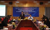 Ouverture de la 3ème conférence internationale entre le Vietnam et les ONG