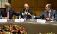Réaction internationale concernant l'accord sur le nucléaire iranien