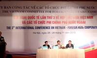 Clôture de la conférence sur le partenariat entre le Vietnam et les ONG étrangères