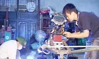 Hoàng Van Thang, celui qui adapte les machines agricoles à la montagne
