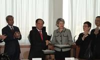 L'ASEAN et l'UNESCO signent un accord-cadre de coopération